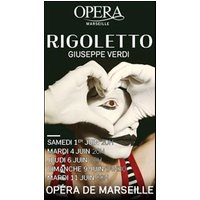 Affiche Opéra  RIGOLETTO © Fnac Spectacles