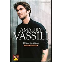 Affiche Grand spectacle  AMAURY VASSILI © Fnac Spectacles