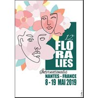 Affiche Exposition  FLORALIES INTERNATIONALES © Fnac Spectacles