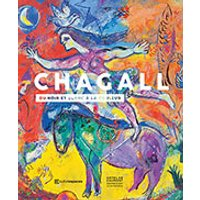 Affiche Exposition  CHAGALL © Fnac Spectacles