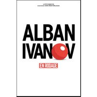 Affiche One man/woman show  ALBAN IVANOV © Fnac Spectacles
