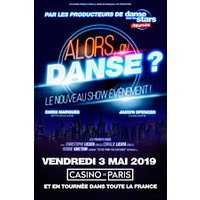 Affiche Autre spectacle de danse  ALORS, ON DANSE ? © Fnac Spectacles