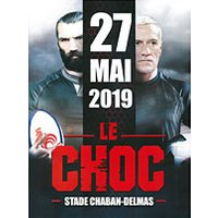 Affiche Rugby  MATCH DES LEGENDES © Fnac Spectacles