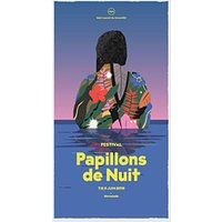 Affiche Variété internationale  PAPILLONS DE NUIT 2019 - PASS 3J © Fnac Spectacles
