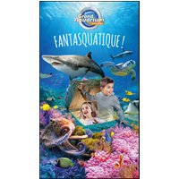 Affiche Aquarium  GRAND AQUARIUM DE SAINT MALO © Fnac Spectacles