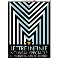 Affiche Pop-rock / Folk  -M- © Fnac Spectacles