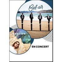 Affiche Pop-rock / Folk  BEL-AIR + 1ERE PARTIE DRAUMR © Fnac Spectacles