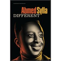 Affiche One man/woman show  AHMED SYLLA © Fnac Spectacles