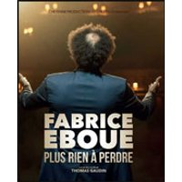 Affiche One man/woman show  FABRICE EBOUE © Fnac Spectacles