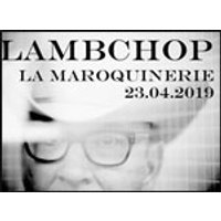 Affiche Pop-rock / Folk  LAMBCHOP © Fnac Spectacles