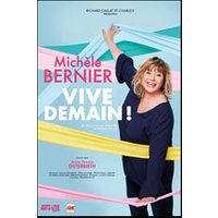 Affiche One man/woman show  MICHELE BERNIER © Fnac Spectacles