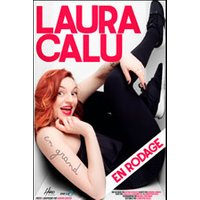 Affiche One man/woman show  LAURA CALU © Fnac Spectacles