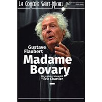 Affiche Théâtre classique  MADAME BOVARY © Fnac Spectacles