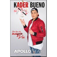 Affiche Spectacle de magie  KADER BUENO © Fnac Spectacles