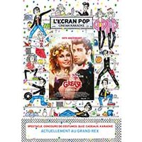 Affiche Film  L'ECRAN POP : GREASE © Fnac Spectacles