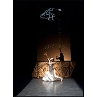 Affiche Danse contemporaine  SEEDS - CAROLYN CARLSON © Fnac Spectacles