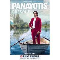 Affiche One man/woman show  PANAYOTIS PASCOT © Fnac Spectacles