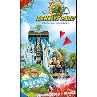 Affiche Parc d'attraction  DENNLYS PARC © Fnac Spectacles