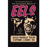 Affiche Rock  EELS © Fnac Spectacles