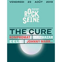 Affiche Pop-rock / Folk  ROCK EN SEINE 2019 - BILLET 1 JOUR © Fnac Spectacles