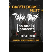 Affiche Hard-rock/Métal  TAGADA JONES - NO ONE IS INNOCENT © Fnac Spectacles
