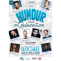 Affiche Humoristes  CAMPUS COMEDY TOUR © Fnac Spectacles