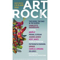 Affiche Pop-rock / Folk  ART ROCK- GRANDE SCENE 3 JOURS © Fnac Spectacles