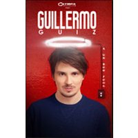 Affiche One man/woman show  GUILLERMO GUIZ © Fnac Spectacles