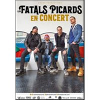 Affiche Pop-rock / Folk  LES FATALS PICARDS © Fnac Spectacles