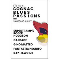 Affiche Blues/Country  GARBAGE + ROGER HODGSON + KAZ H... © Fnac Spectacles