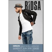 Affiche Rap/Hip-hop/Slam  RIDSA © Fnac Spectacles