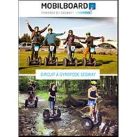 Affiche Loisirs originaux   MOBILBOARD SEGWAY REIMS © Fnac Spectacles