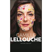 Affiche One man/woman show  CAMILLE LELLOUCHE © Fnac Spectacles