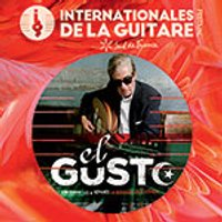 Affiche Musiques d'Orient & Maghreb  EL GUSTO © Fnac Spectacles