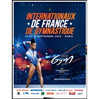 Affiche Cirque traditionnel  INTERNATIONAUX DE FRANCE © Fnac Spectacles