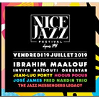 Affiche Jazz  IBRAHIM MAALOUF/ JEAN LUC PONTY © Fnac Spectacles