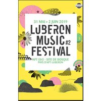 Affiche Pop-rock / Folk  LUBERON MUSIC FESTIVAL-PASS 3 JOURS © Fnac Spectacles