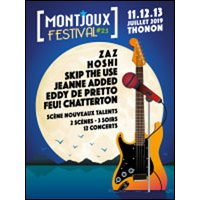 Affiche Pop-rock / Folk  EDDY DE PRETTO + JEANNE ADDED © Fnac Spectacles