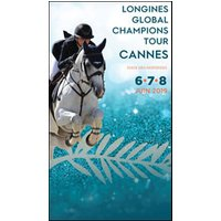 Affiche Equitation  LONGINES GLOBAL CHAMPIONS TOUR © Fnac Spectacles