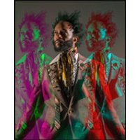 Affiche Blues/Country  FANTASTIC NEGRITO © Fnac Spectacles