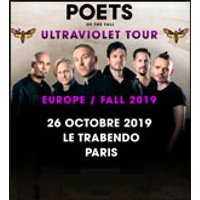 Affiche Pop-rock / Folk  POETS OF THE FALL © Fnac Spectacles