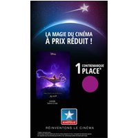 Affiche Film  1 CONTREMARQUE KINEPOLIS © Fnac Spectacles