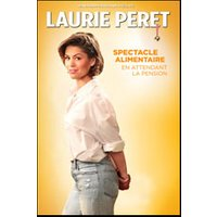 Affiche One man/woman show  LAURIE PERET © Fnac Spectacles