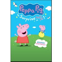 Affiche Famille  PEPPA PIG © Fnac Spectacles