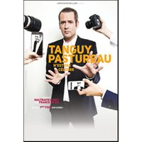 Affiche One man/woman show  TANGUY PASTUREAU © Fnac Spectacles