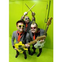 Affiche Pop-rock / Folk  THE TOY DOLLS © Fnac Spectacles