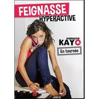 Affiche One man/woman show  VANESSA KAYO © Fnac Spectacles