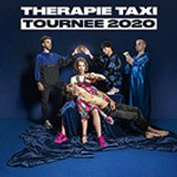 Affiche Pop-rock / Folk  THERAPIE TAXI © Fnac Spectacles