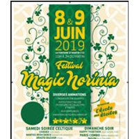 Affiche Musiques de France & Europe  MAGIC NORINIA - PASS 1 JOUR © Fnac Spectacles