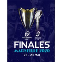 Affiche Rugby  FINALE EUROPEAN RUGBY CHALLENGE CUP © Fnac Spectacles